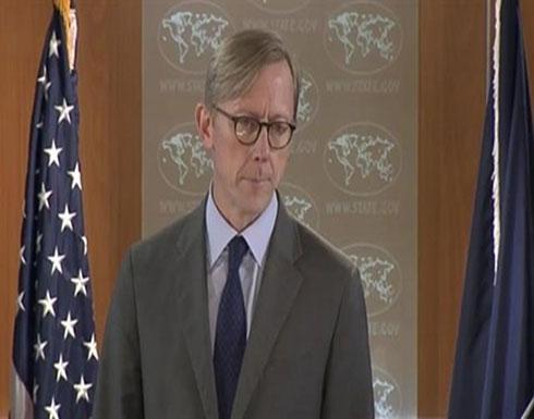 فيديو .. واشنطن: لا نسعى لتغيير النظام في إيران بل تغيير سلوكه