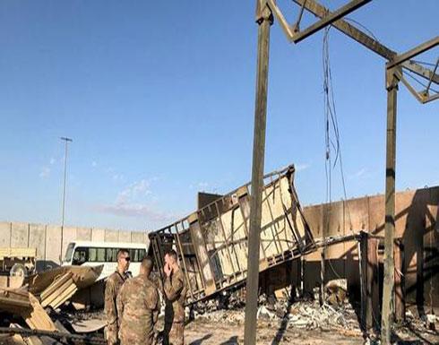 البنتاغون: تشخيص 34 عسكريا بإصابات في الدماغ عقب الضربة الإيرانية على قاعدة في العراق