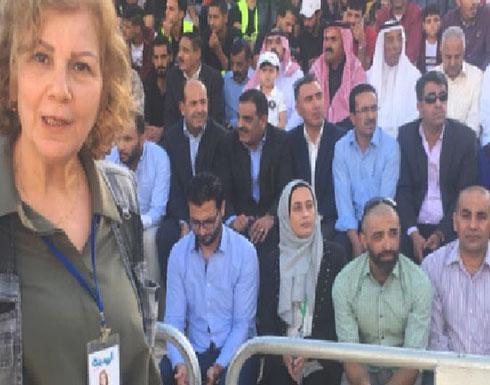 شاهد : احتفالات شعبية اردنية بعيد جلوس الملك
