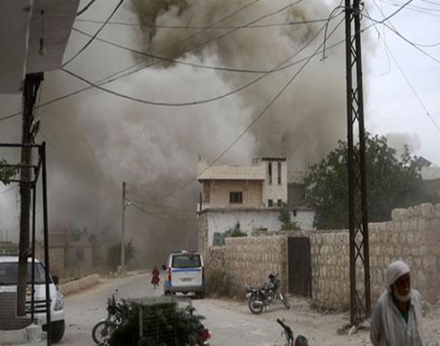 النظام السوري يواصل خرق وقف إطلاق النار في إدلب