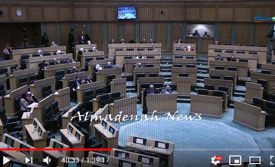 بالفيديو : التسجيل الكامل لجلسة الاحد 29 - 12 - 2019