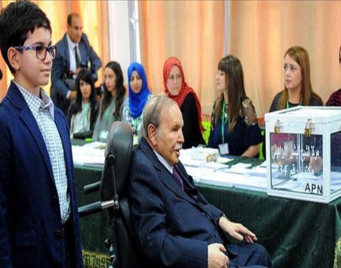 بوتفليقة يترشح رسميا ويتعهد بانتخابات مبكرة