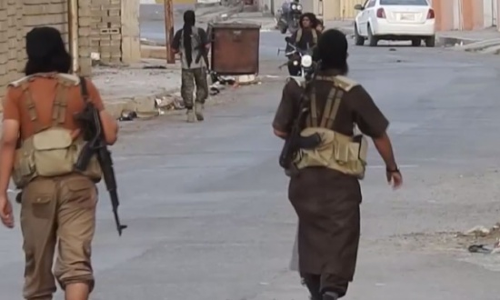 ديفكا : المئات من ثوار درعا  ينضمون إلى تنظيم داعش على الحدود الاردنية السورية الاسرائيلية