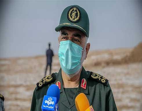 قائد الحرس الثوري: نمتلك طائرات مسيرة مداها 7 آلاف كيلومتر