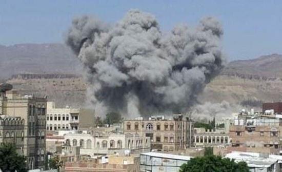 صنعاء.. انفجارات متتالية تهز معسكر الفرقة الأولى