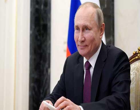 بوتين : قلقون من تعزيز الناتو لقدراته العسكرية بالقرب من حدودنا