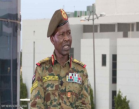 كباشي: توقيع اتفاق اليوم تتويج لثورة السودانيين