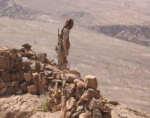 تحرير مديرية الزاهر بالبيضاء وسط فرحة عارمة في اليمن .. بالفيديو