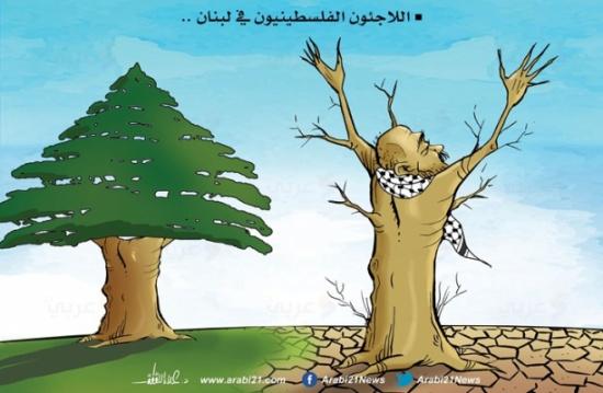 اللاجئون الفلسطينيون في لبنان