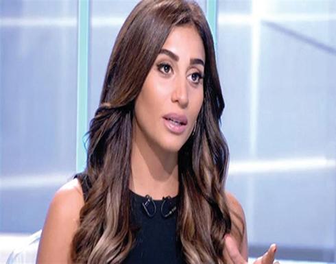 صور: بهذه الطريقة دينا الشربيني تحاول تجاوز أزمة انفصالها عن عمرو دياب