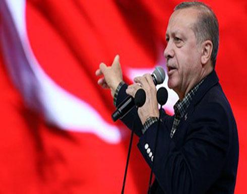 أردوغان: اتفاق سوتشي ضمان لسلامة 3.5 مليون سوري بإدلب