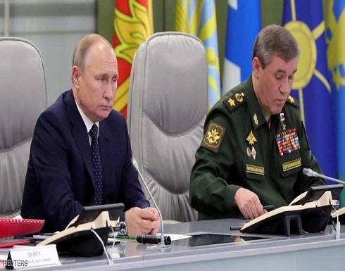 """""""أمر عسكري"""" من بوتن للرد على تجربة الصاروخ الأميركي"""