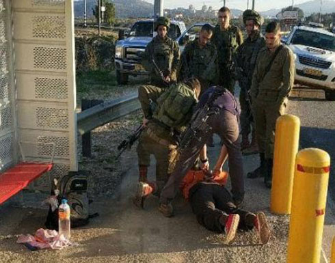 محاولة طعن قرب مستوطنة شيلو شمال رام الله