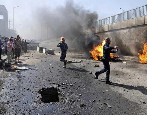 قتلى وجرحى في تفجير انتحاري غربي الأنبار
