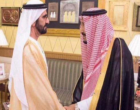 محمد بن راشد: السعودية طاقة محركة لاقتصاد العالم