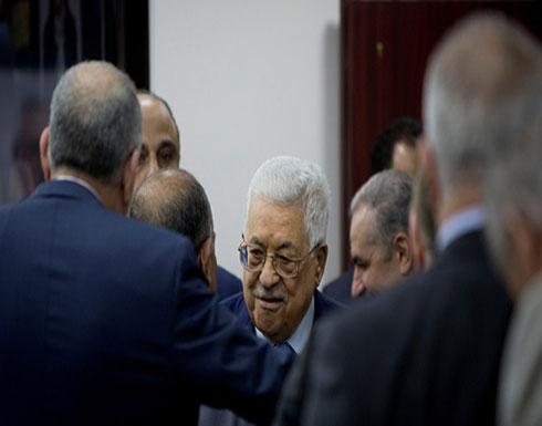 عباس يترأس اجتماعا للجنة فلسطينية خاصة بإلغاء الاتفاقيات مع إسرائيل