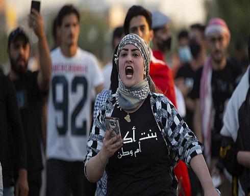 """البصرة.. احتجاجات تطالب بمحاكمة """"فرق الموت"""" ضد الناشطين"""