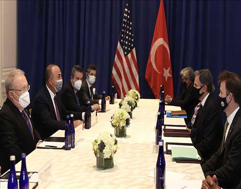 أنقرة وواشنطن تؤكدان مواصلة التعاون في أفغانستان