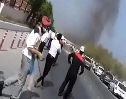 إيران.. انفجار ضخم في شركة بتروكمياويات في إقليم بوشهر