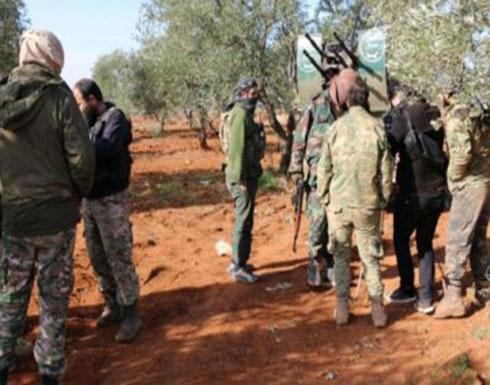 """معارك ضارية تجبر قوات الأسد على الابتعاد عن """"أبو الظهور"""""""