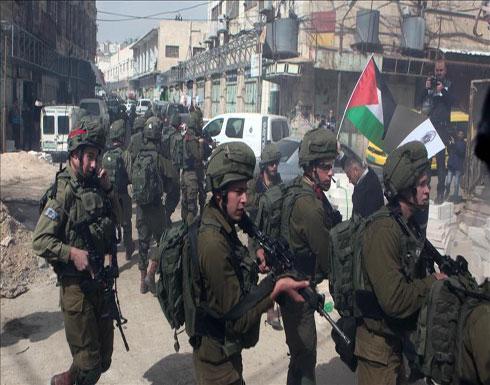 مواجهات بين الجيش الإسرائيلي وفلسطينيين بالضفة الغربية