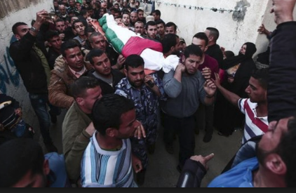 استشهاد فلسطيني متأثرا بإصابته قرب حدود غزة