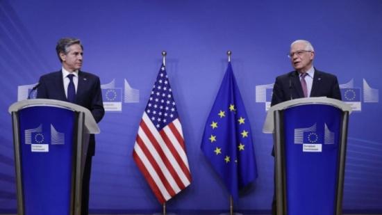 بلينكن: توافق مع أوروبا لمنع إيران من امتلاك سلاح نووي