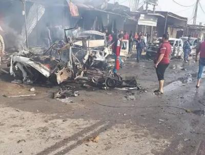 مقتل 3 تلاميذ بانفجار عبوة ناسفة قرب الموصل