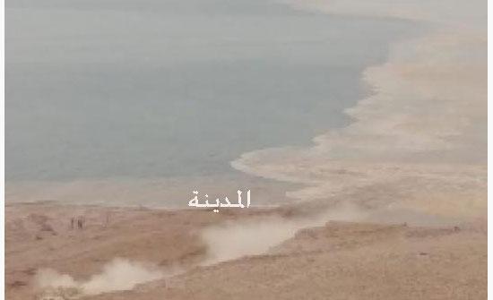 العثور على 4 اشخاص متوفين بينهم سيدتان في فيضان الموجب - البحر الميت ( تفاصيل )