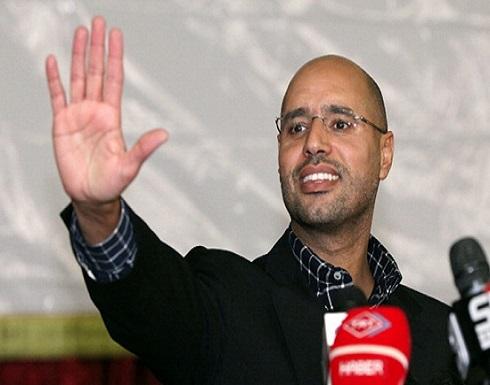 الإعلان عن مسيرات في ليبيا دعما لترشيح نجل القذافي للرئاسة