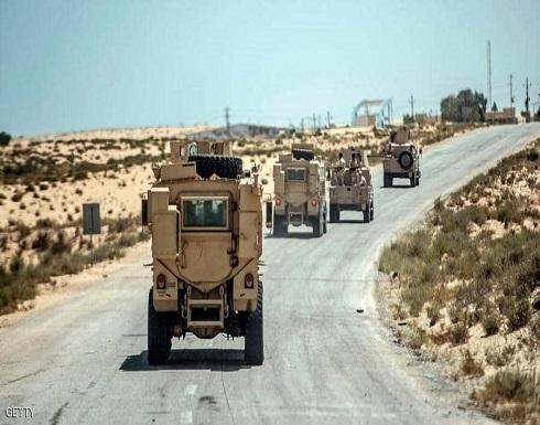 مصر.. مقتل 21 إرهابيا بعمليتين نوعيتين في شمال سيناء