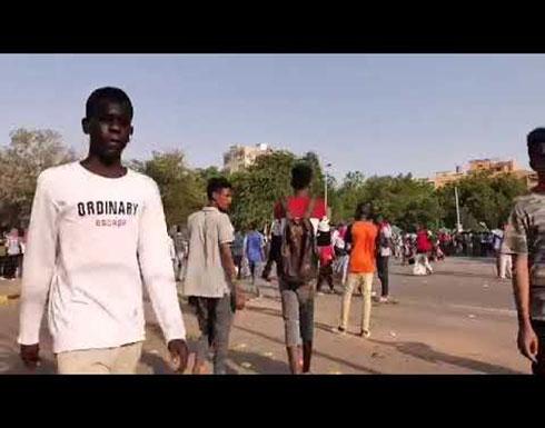 شاهد : الخرطوم السودان مواكب المطالبة بتعيين رئيس القضاء و النائب العام