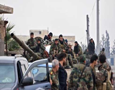 مصرع مدني برصاص قوات النظام السوري في ريف درعا الغربي