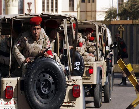 مصدر: مقتل 17 مسلحا في هجوم شمالي سيناء