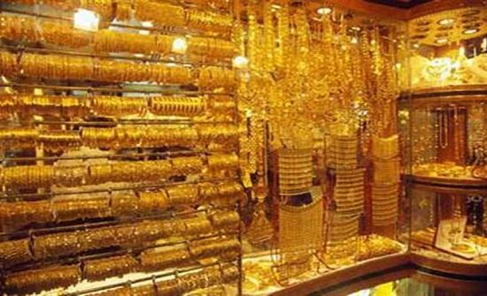 8ر25 دينار سعر غرام الذهب في السوق الأردني