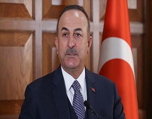 تشاووش أوغلو: مرحلة جديدة تبدأ بين تركيا ومصر