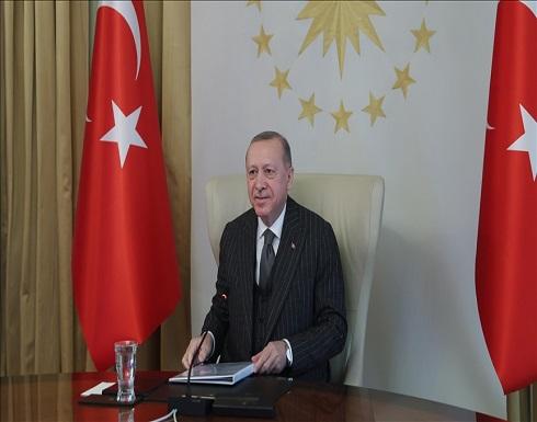 أردوغان: نتطلع لموقف إيجابي تجاه تركيا من القمة الأوروبية