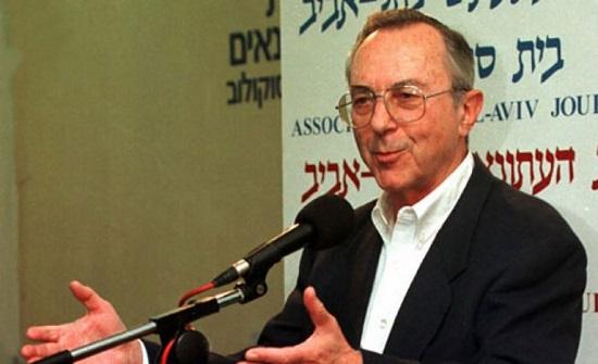 وفاة وزير الدفاع الإسرائيلي السابق موشيه أرنس