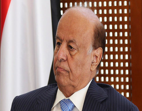 هادي: أدعو كل اليمنيين للانتفاض ضد الحوثيين