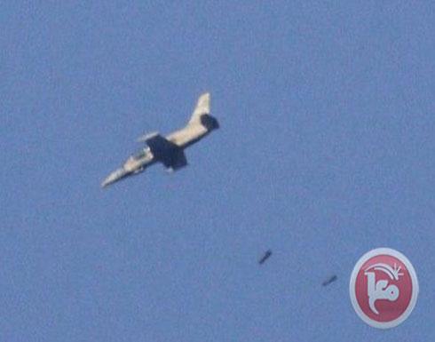 """إسرائيل تسقط مقاتلة """"سوخوي"""" سورية"""