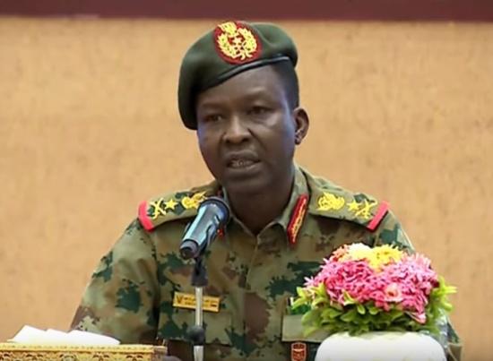 شاهد .. مؤتمر صحفي للمجلس العسكري الانتقالي السوداني