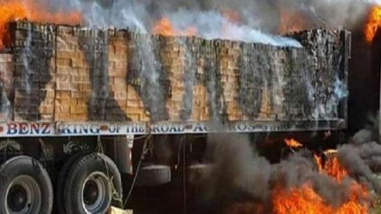 """نجل أحد ضحايا """"مذبحة شاحنات سيناء"""" يكشف تفاصيل مروعة"""