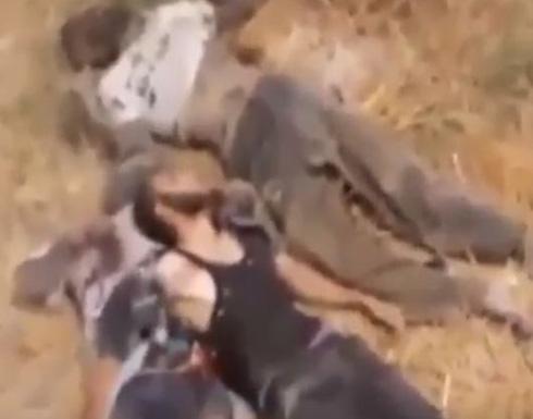 فيديو : القوات العراقية تعدم مدنيين في الموصل انتقاما لسبايكر