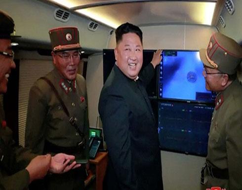 كيم جونغ أون: إطلاق الصواريخ تحذير لواشنطن وسيئول