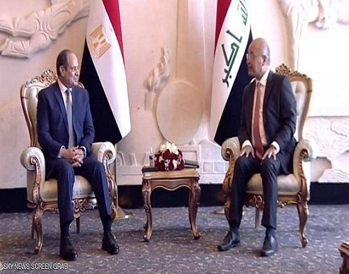 زيارة تاريخية.. السيسي أول رئيس مصري في العراق منذ 30 عاما