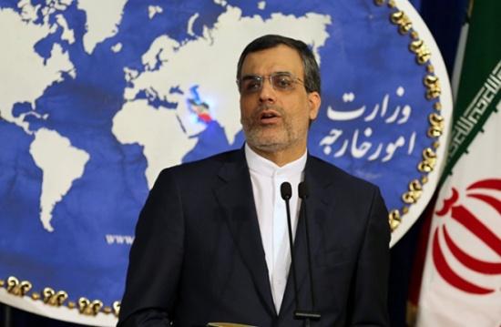 هكذا علقت إيران على أي نقاش حول تواجدها العسكري بسوريا
