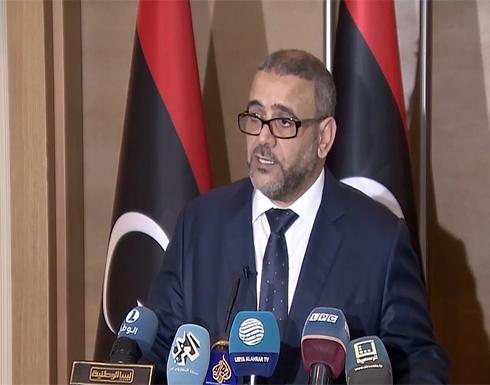ليبيا.. المشري يؤكد من المغرب على أهمية اتفاق الصخيرات
