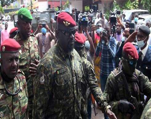 انقلابيو غينيا يعلنون إجراء سلسلة مشاورات لتشكيل الحكومة