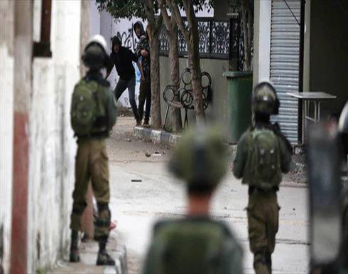 الجيش الإسرائيلي يعتقل 16 فلسطينيا في الضفة الغربية
