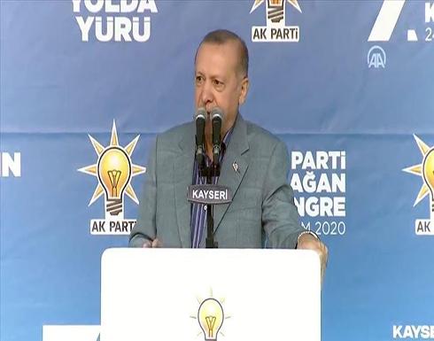 أردوغان: ماكرون بحاجة لاختبار قدراته العقلية .. شاهد